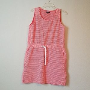 Tommy Hilfiger Cotton Stripe Dress